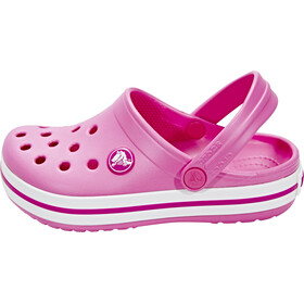 Crocs Crocband Clogs zoccoli Bambino, party pink